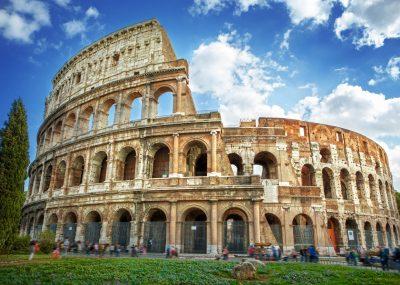 Prodloužený víkend v Římě - z Vídně za 639 Kč