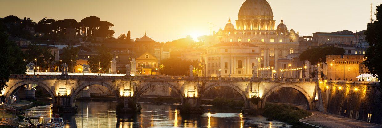 Zimní prodloužené víkendy v Římě – 929 Kč