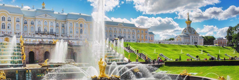 Prázdninový Petrohrad z Prahy za 4 676 Kč