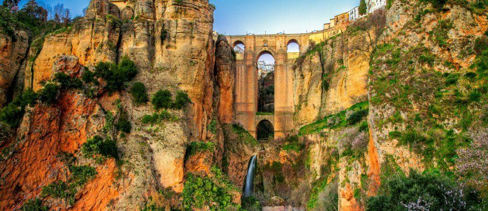 Andalusie - Malaga z Prahy
