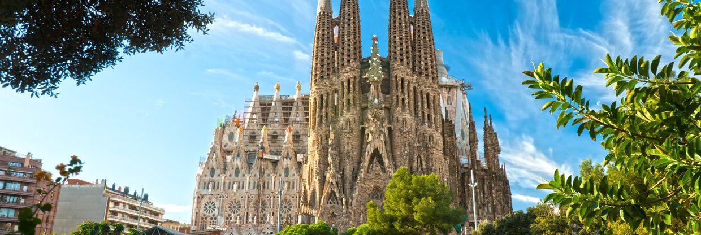 Podzimní Barcelona z Vídně a Prahy od 1 264 Kč