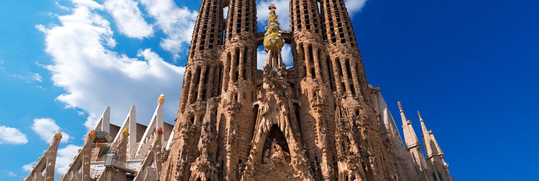 Barcelona z Prahy na prodloužený víkend