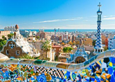 Letenky do Barcelony