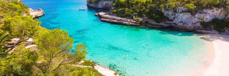 Palma de Mallorca z Prahy o letních prázdninách
