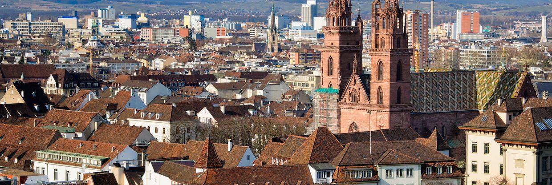 Na zářijové víkendy do Švýcarska: z Prahy do Basileje