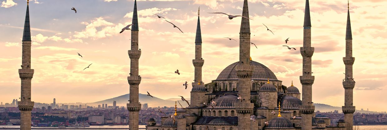Turecko – Istanbul z Prahy za 1 108 Kč