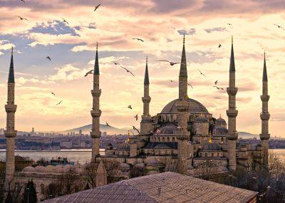Turecko - Istanbul z Prahy za 1 108 Kč