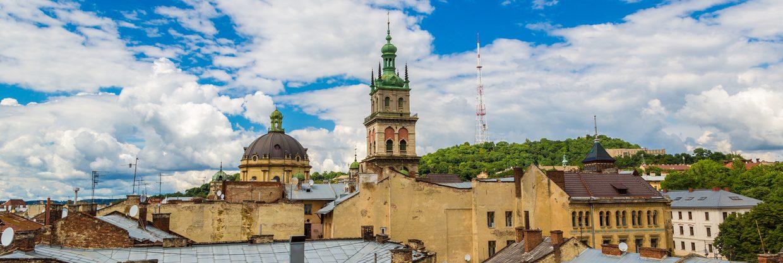 Novinka: z Pardubic do Lvova & Kyjeva