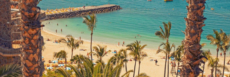 Gran Canaria: Las Palmas z Vídně