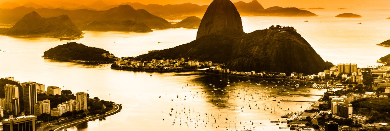 Brazílie – Rio de Janeiro – 6481 Kč