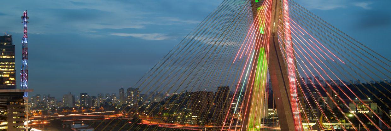 Brazilské Sao Paulo v business class