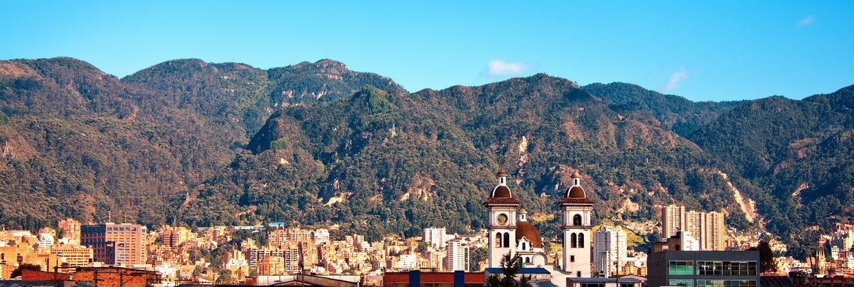 Bogotá z Vídně za 11 526 Kč