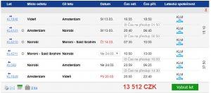 Komory z Vídně za 13 512 Kč