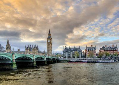 Víkend v Londýně s odletem z Prahy od 648 Kč