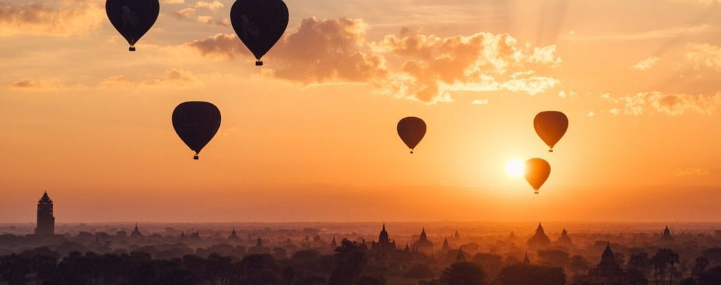 Bali, Barma, Kambodža či Laos z Vídně