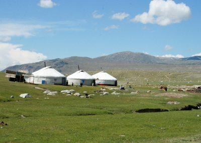 Mongolsko - Ulánbátar z Vídně za 13 927 Kč