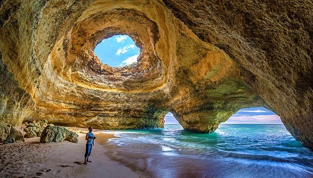 Prosluněné Algarve