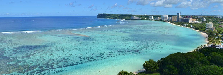 Mikronésie: Guam i Saipan z Prahy