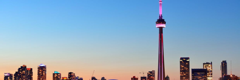 Kanada – Montréal, Toronto z Vídně od 7 920 Kč