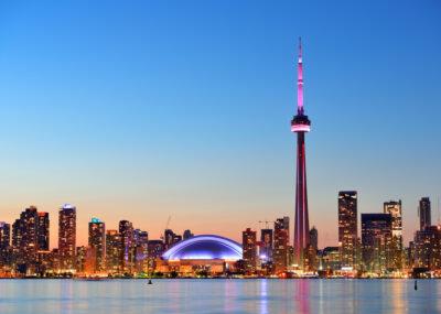 Kanada - Montréal, Toronto z Vídně od 7 920 Kč