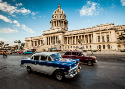 Přehled akčních letenek z Vídně na Kubu