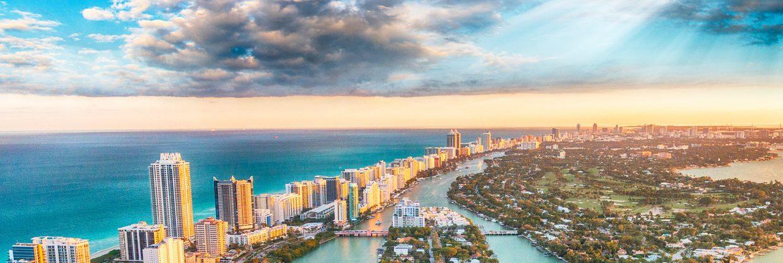Miami z Prahy za 10 105 Kč