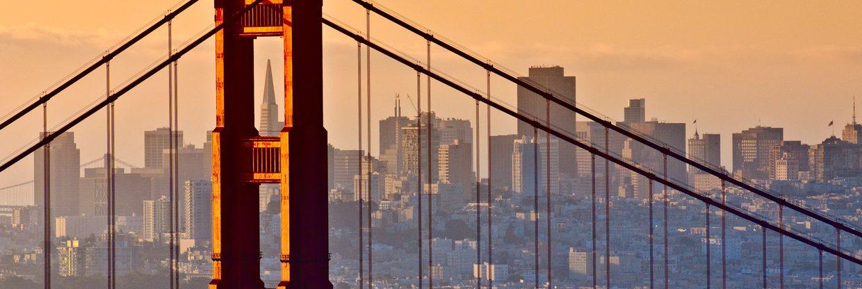 New York, Los Angeles i San Francisco z Vídně s odbaveným zavazadlem