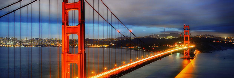 Los Angeles & San Francisco z Mnichova přímým spojem za 8 394 Kč