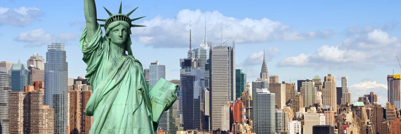 New York z Mnichova