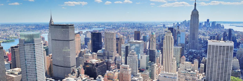 New York z Vídně přímým letem za 8 977 Kč