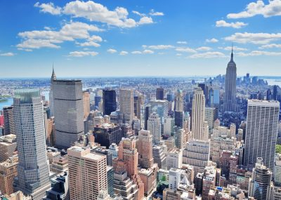 New York z Berlína