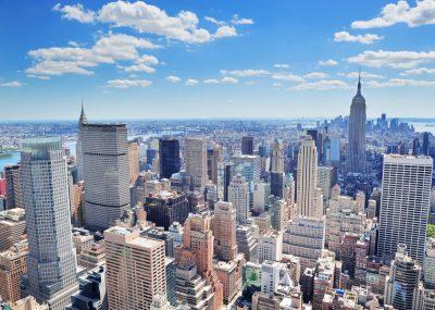 USA – New York z Prahy s dvěma zavazadly za 10 431 Kč
