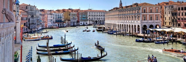 Benátky přes prázdniny z Prahy