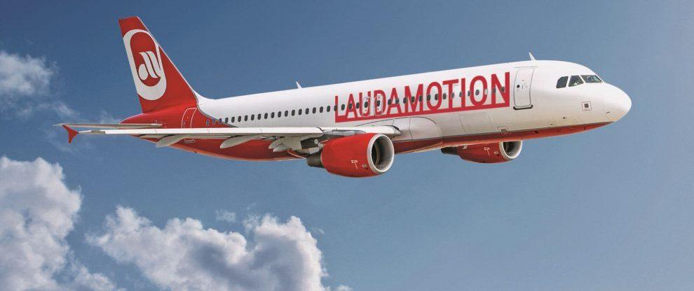 Laudamotion: 21 nových linek z Vídně