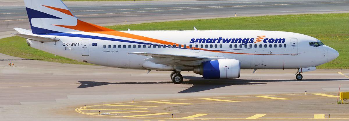 U Smartwings nově jen s kabinovým zavazadlem
