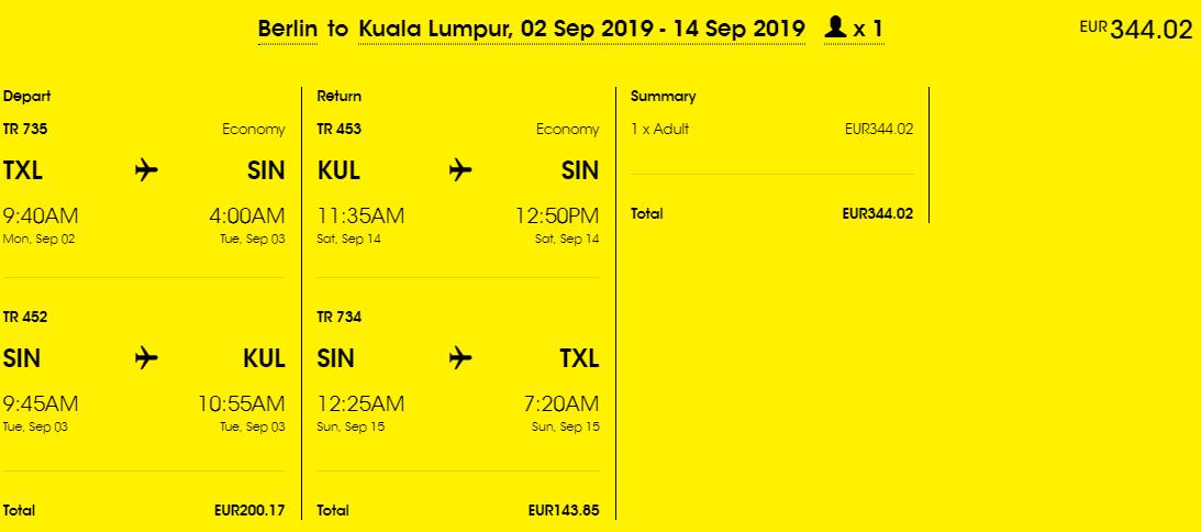Malajsie - Kuala Lumpur z Berlína či Prahy od 8 827 Kč