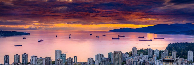 Kanada – Vancouver z Mnichova přímým letem za 12 409 Kč