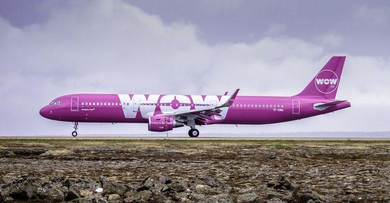 Konec aerolinky WOW AIR!