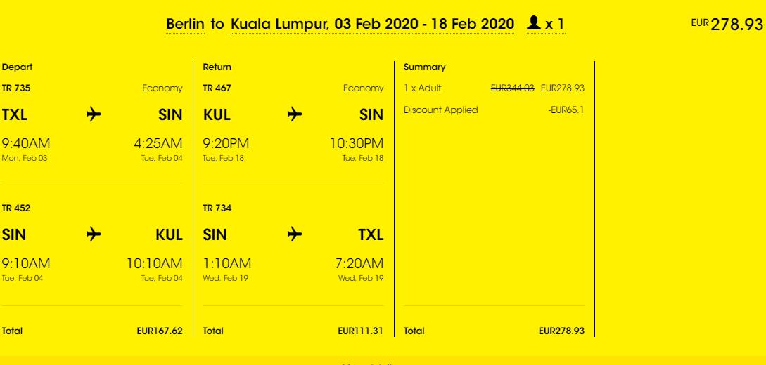 Bali, Filipíny, Malajsie, Vietnam atd. z Berlína od 7 159 Kč