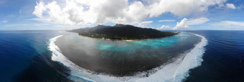 Cookovy ostrovy + Kalifornie = 22928 Kč
