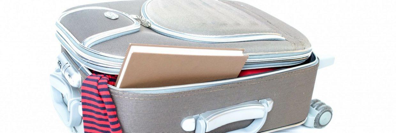 Jak se zabalit jen do kabinového zavazadla