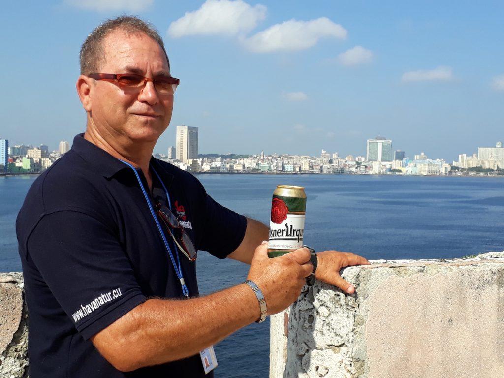 Na Kubě bez cestovky