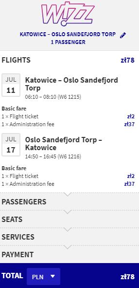 Norsko v létě - 494 Kč