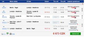 2v1: New York a Toronto i přes Vánoce za 6 673 Kč