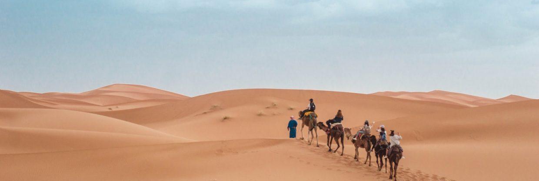 Levné letenky do Maroka: Marrákeš z Vídně