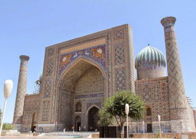 Uzbekistán - Samarkand z Prahy za 10 373 Kč