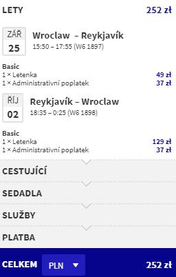 Island z Katowic a Wroclawi od 1 509 Kč