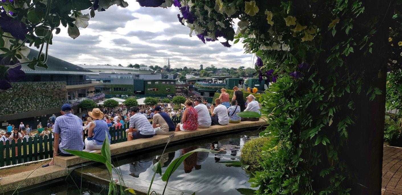 Zápisky z cest: Wimbledonské finále v businesse