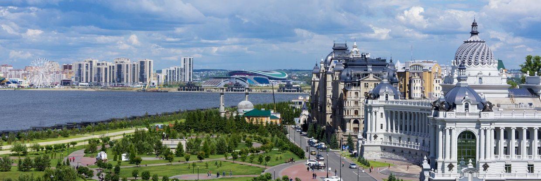 Rusko - Kazaň z Budapešti