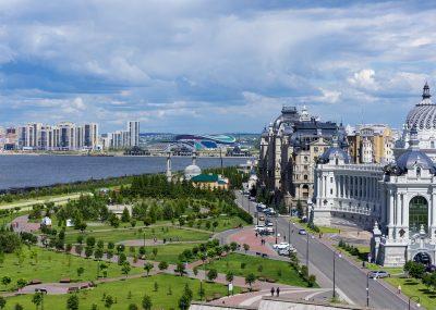 Rusko - Kazaň z Budapešti od 927 Kč
